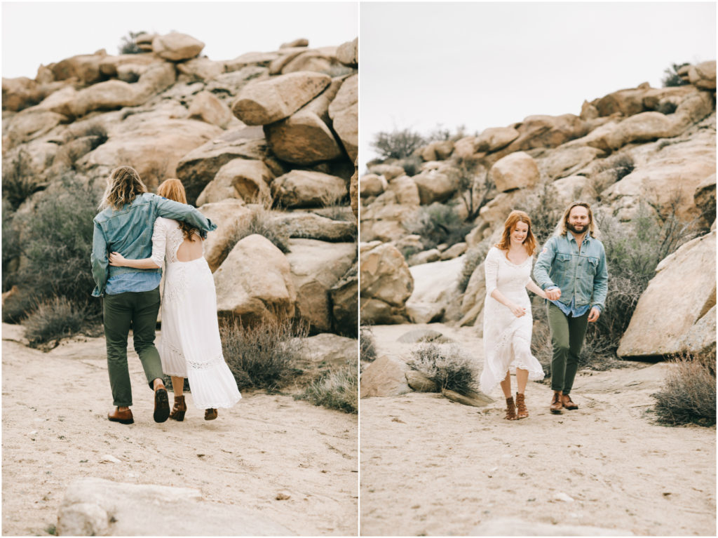 Linn + Christian Joshua Tree