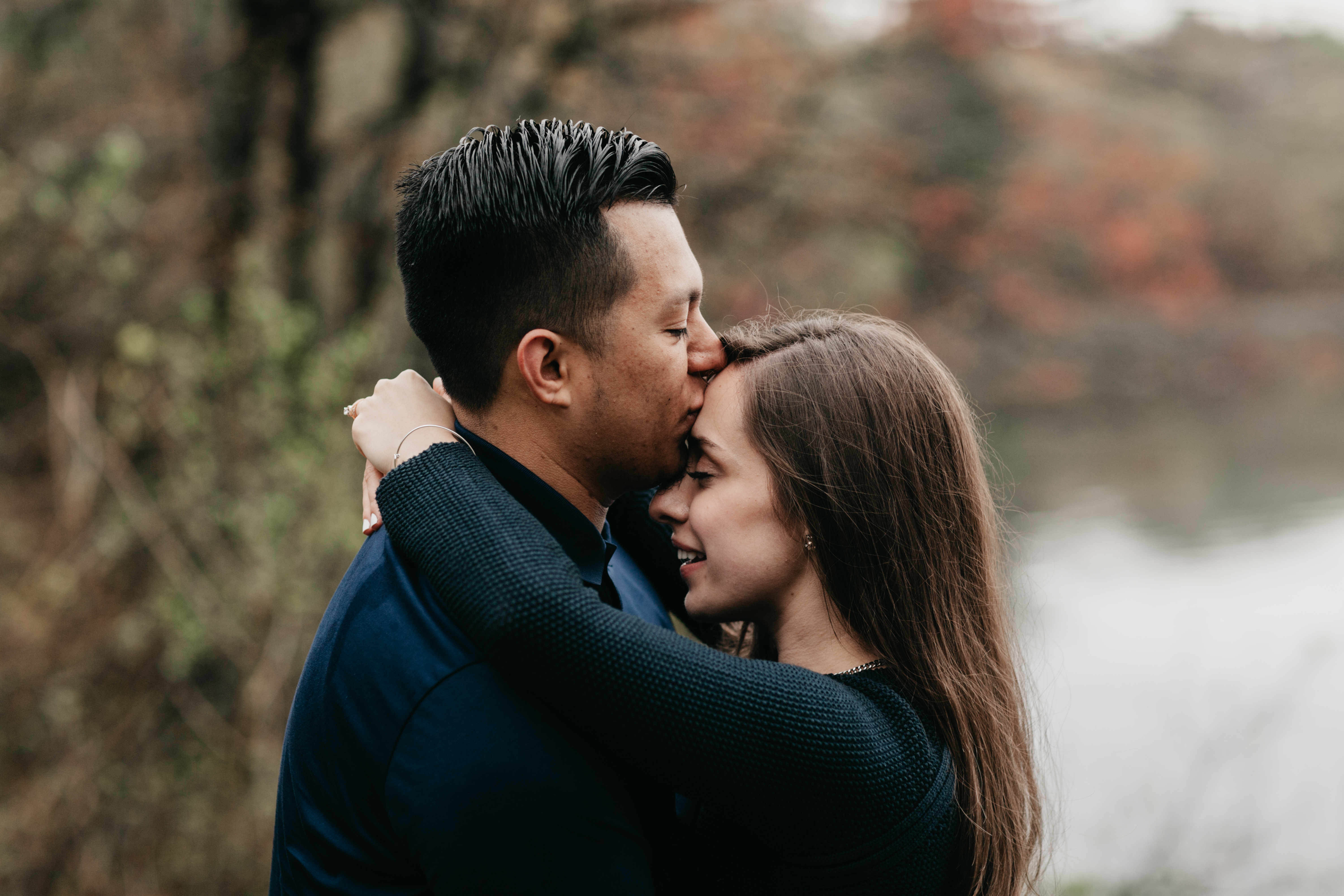 rainy day engagement session2